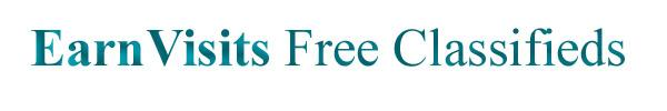 Earn Visits Free Classified Ads