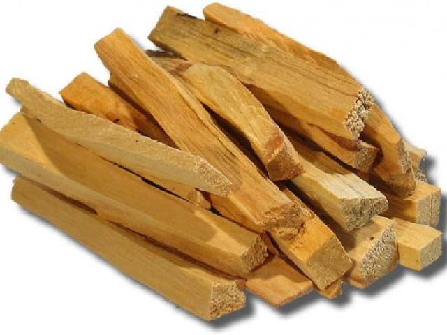 Holy wood - palo santo